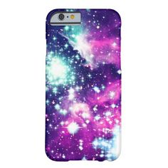 Colorful Galaxy Space Stargazer iPhone 6 case