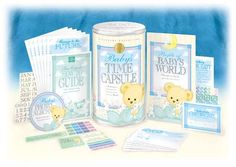 BabyTC - Baby Time Capsule
