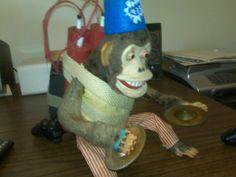 Monkey bomb i made for the zpc a few years ago. Zombie pub crawl cod