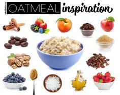 Spice Up Your Oatmeal!