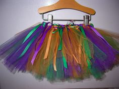 Mardi Gras Tutu.. My outfit for the splash cup at Nubs next year!