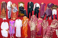Kishore Babu Yarlapati Designs: Indian Style Dressing .........With PSD files