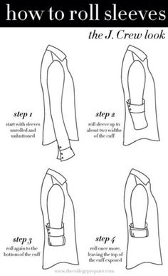 How To Roll Sleeve