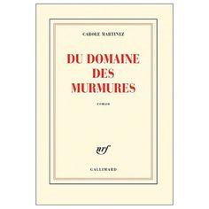 Du domaine des murmures de Carole Martinez Esclarmonde, en 1187, refuse d'épouser celui que son père a choisi et se fait emmurer dans une cellule attenante à la chapelle du château. L'histoire se passe dans le Jura, sur fond historique avec les croisades et Barberousse, et les légendes avec Amaury de Joux et la Dame Verte de la Loue.