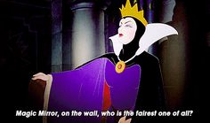 Well certainly not you -- Snow White and the Seven Dwarfs