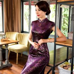 I found some amazing stuff, open it to learn more! Don't wait:http://m.dhgate.com/product/long-cheongsam-blend-polyester-lace-cheongsam/388587333.html