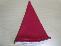 Tutorial: Santa's Hat pattern – Printer Free Version!