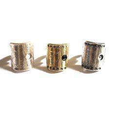 Square Key Ring Necklace  by Elena Estaun