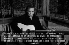 24 Life-Affirming Words Of Wisdom From Johnny Cash Great Quotes, Quotes To Live By, Life Quotes, Inspirational Quotes, Motivational Quotes, Cool Words, Wise Words, Johnny Cash Quotes, Johnny And June