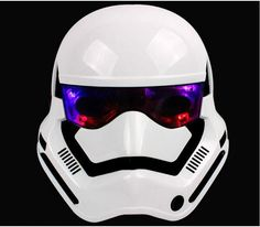 Star Wars LED Mask (Stormtrooper & Darth Vader) //Price: $9.99 & FREE Shipping //     #maytheforcebewithyou
