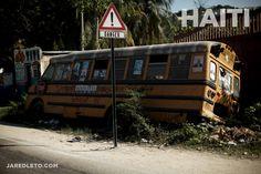 Haiti jared leto libro