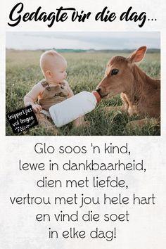 Lekker Dag, Goeie More, Afrikaans Quotes, Christian Messages, Horse Photos, Morning Messages, Good Morning Quotes, Christianity, Spirituality