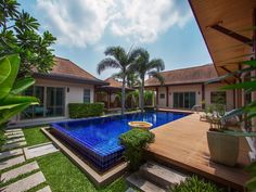 Phuket Kokyang Estate Villa by TropicLook Thailand, Asia Ideally located in the prime touristic area of Naiharn, Kokyang Estate Villa by TropicLook promises a relaxing and wonderful visit. The hotel offers a high standard of service and amenities to suit the individual needs of all travelers. Facilities like free Wi-Fi in all rooms, 24-hour front desk, 24-hour room service, express check-in/check-out, car park are readily available for you to enjoy. Guestrooms are fitted with ...