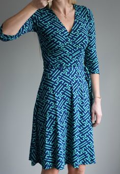 This dress is totally adorable! Not a fan of the tie on the side, but it's definitely something I would wear!
