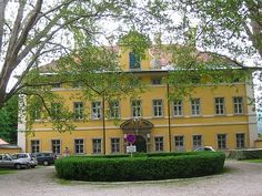 Plan on visiting this house in Austria one day! Sound of Music! (Natty wants to tour asap!)