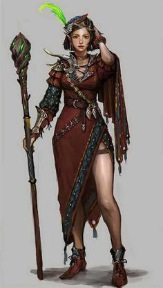 Tagged with art, drawings, fantasy, dungeons and dragons; DnD female wizards and warlocks - inspirational Character Design Cartoon, Fantasy Character Design, Character Concept, Character Art, Character Creation, Concept Art, Character Ideas, Elf Characters, Dungeons And Dragons Characters