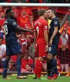 Gerrard vs. van Persie