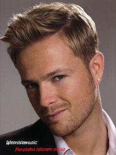 <b>Nicky Byrne</b> HairStyles