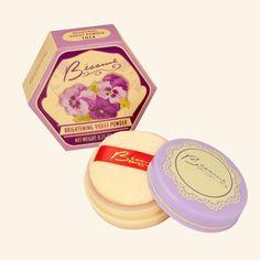Brightening Violet Powder