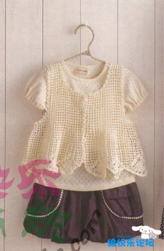 graficos completos no site Applique, Projects To Try, Ruffle Blouse, Knitting, Crocheting, Kid, Tops, Dresses, Women