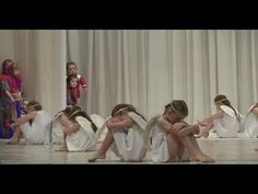 Детский танец.АНГЕЛОЧКИ.Children's dance.ANGELS. - YouTube Christmas Dance, Bridesmaid Dresses, Wedding Dresses, Children, Kids, Musicals, Youtube, House Template, Crafts