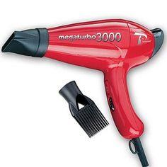Turbo Power MegaTurbo 3000 Professional Hair Dryer