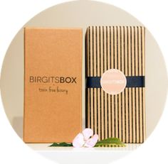 Which brands were featured in the Autumn Box by BirgitsBox? Tell us and you could win one!