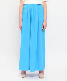 This Blue Maxi Skirt by Top Secret is perfect! #zulilyfinds