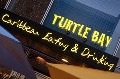 Turtle Bay - although there is a branch in both. Southampton and Guildford