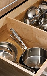 Drawers | Wood-Mode | Fine Custom Cabinetry