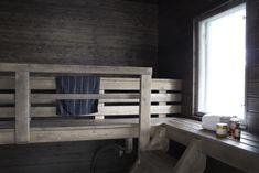 Outdoor Sauna, Bookcase, Shelves, Koti, Bathroom, Design, Home Decor, Washroom, Shelving