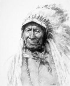 Chief - Native American