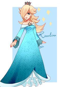 Rosalina.