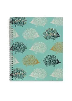 Hedgehog Spiral Notebook