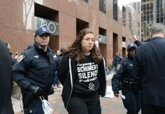 This post has been viewed 36 times. Activists protest Senator Schumer's silence on Gaza killings Young Jewish American Activist Group IfNotNow protests silence by U.S. Senator Chuck Schumer who has been vocal in condemning Arabs, Muslims and everyone else, except for the violations of Human Rights committed by Israel's government. New York police arrested the...