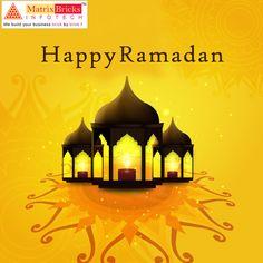 The Holy Month of #Ramadhan is here. Use this season to find peace, and get closer to #Allah. Happy ramadan #Matrixbricks : www.matrixbricks.com  #HappyRamadan #SEO #SMO #Blog #DigitalMarketing #Developer