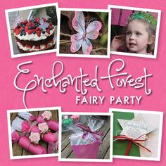 ENCHANTED FOREST FAIRY PARTY