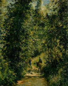 Artes do A'Uwe: Obras de Camille Pissarro