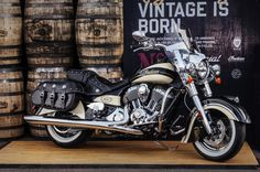 Indian e Jack Daniel's se juntam para criar edição limitada da Chief Vintage - Duas Rodas - Notícias, Testes, Vídeos e Lançamentos de Motos
