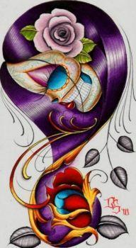 Violeta (220 pieces)