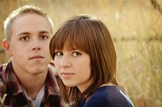 www.frostedproductions.com | #utah #photographer #engagement #photography #beautiful #couple #tall #grass #cute #hair #ideas