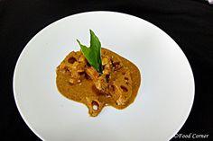 Nelum Ala Kalu Pol (Lotus Root Curry Sri Lankan)