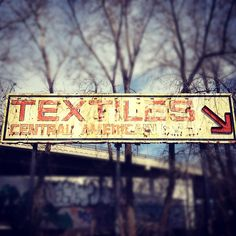 #textiles http://instagr.am/p/JaCkalxjFJ/   Photo : Nicolas Marier