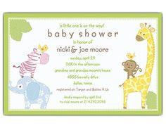 12 Cute Baby Shower Invitations