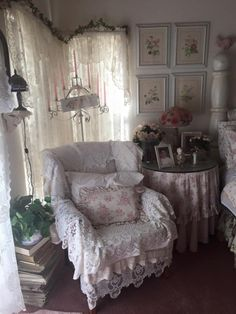 My New Room, My Room, Fairytale Bedroom, Pink Bedrooms, Grunge Room, Aesthetic Room Decor, White Rooms, Shabby Cottage, Room Accessories