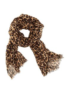 Animal print scarf #GapLove