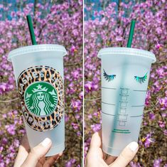 Starbucks Cup Design, Starbucks Coffee Cups, Starbucks Tumbler, Hot Coffee, Personalized Starbucks Cup, Custom Starbucks Cup, Personalized Cups, Starbucks Crafts, Copo Starbucks