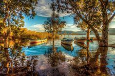 Bafa Gölü / Muğla _