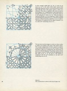 Islamic Art Pattern, Arabic Pattern, Pattern Art, Arabesque, Zentangle, Tessellation Patterns, Islamic Tiles, Geometry Art, Sacred Geometry