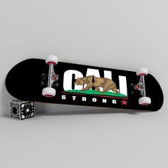 f64501438f614 CALI Strong California Skateboarding